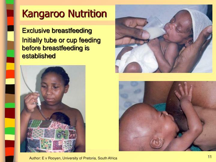 Kangaroo Nutrition