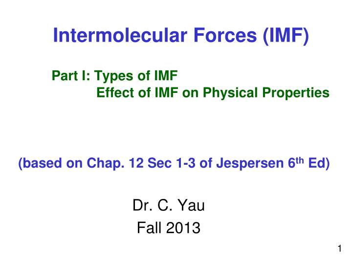 dr c yau fall 2013 n.