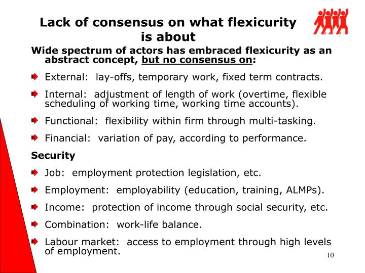 flexibility security nexus the concept of flexicurity It focuses on the so-called flexibility-security nexus and argues for a  of the flexicurity concept which makes it possible that actors with widely.