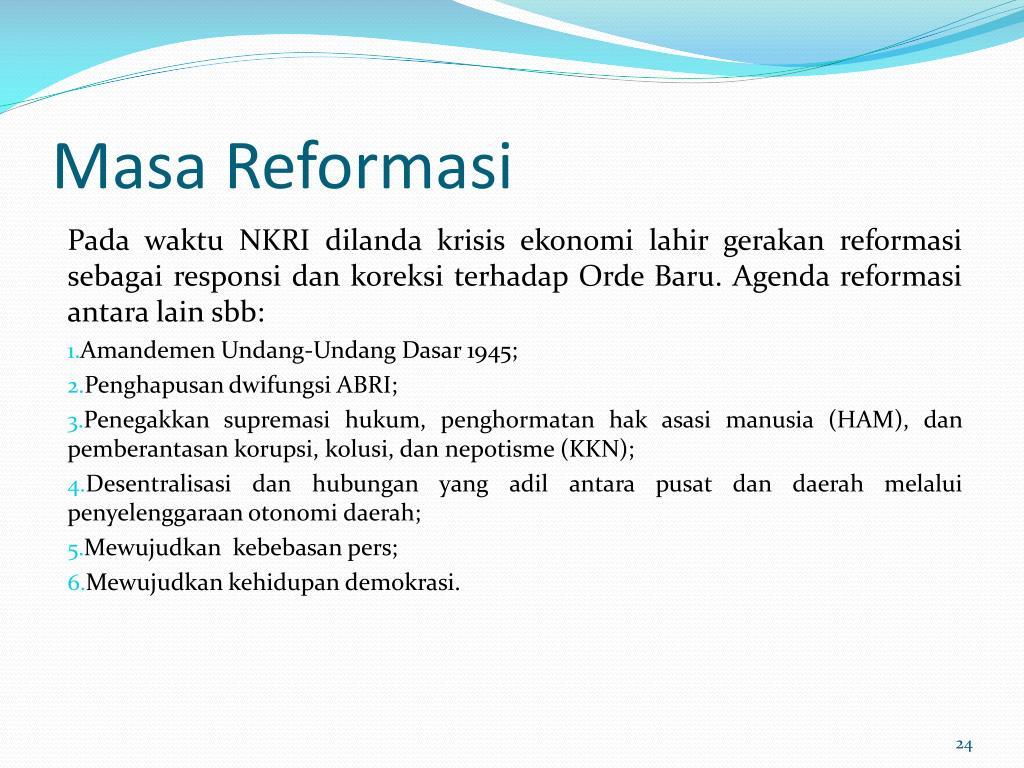 PPT SEJARAH PEREKONOMIAN INDONESIA PowerPoint