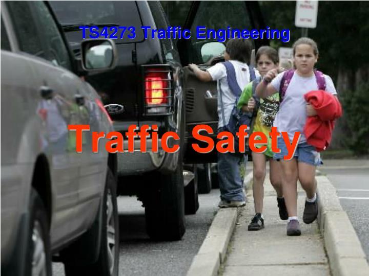 traffic safety n.