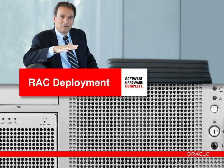 RAC Deployment