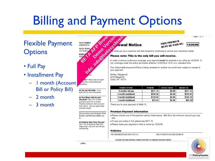 Best bill pay option