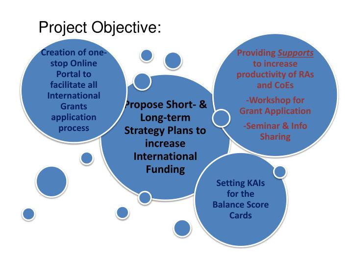 Project Objective: