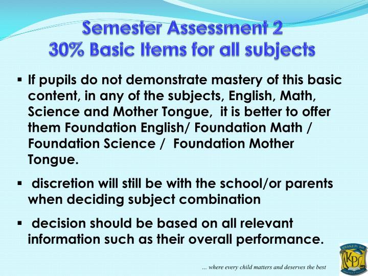Semester Assessment 2