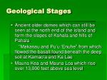 geological stages