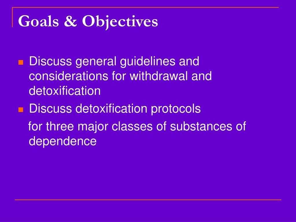 PPT - Detoxification Pharmacology PowerPoint Presentation