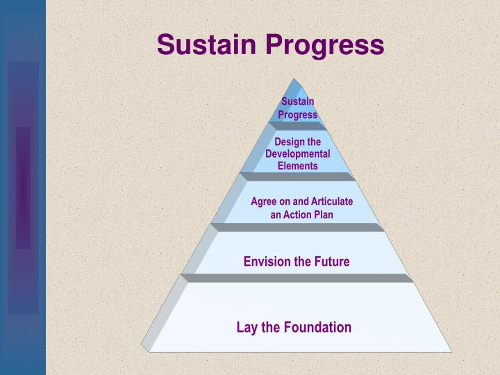 Sustain Progress