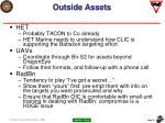 outside assets
