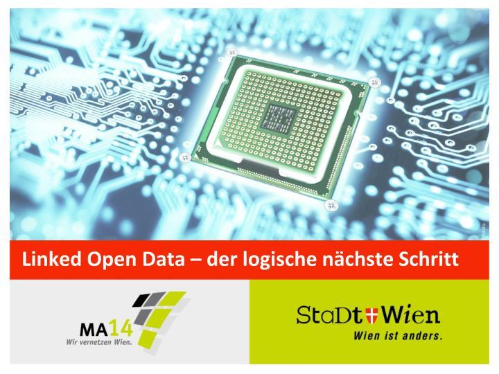 linked open data der logische n chste schritt n.