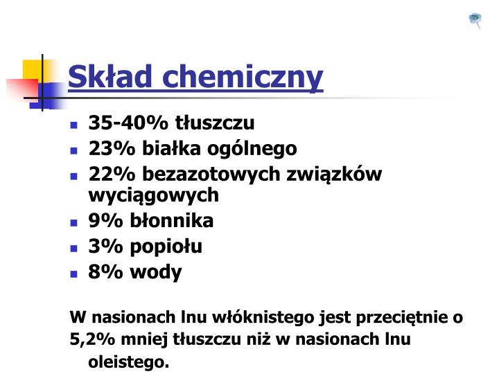 Skład chemiczny