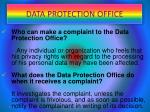 data protection office41