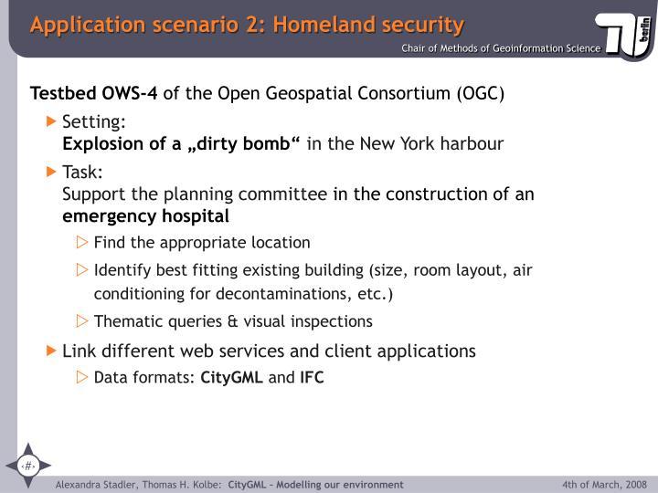 homeland security 2 essay
