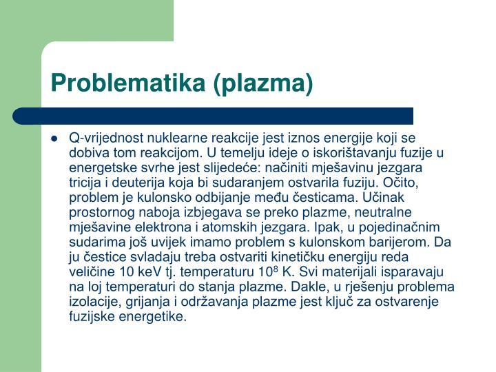 Problematika (plazma)
