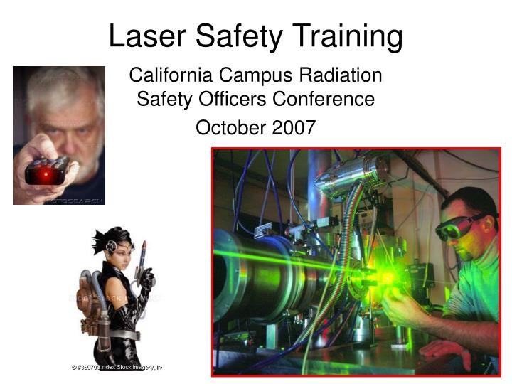 laser safety training n.
