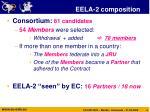 eela 2 composition