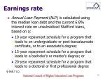 earnings rate3