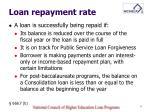 loan repayment rate2