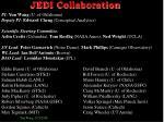 jedi collaboration