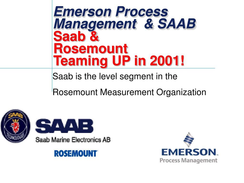 PPT - Rosemount Process Level solutions PowerPoint Presentation - ID