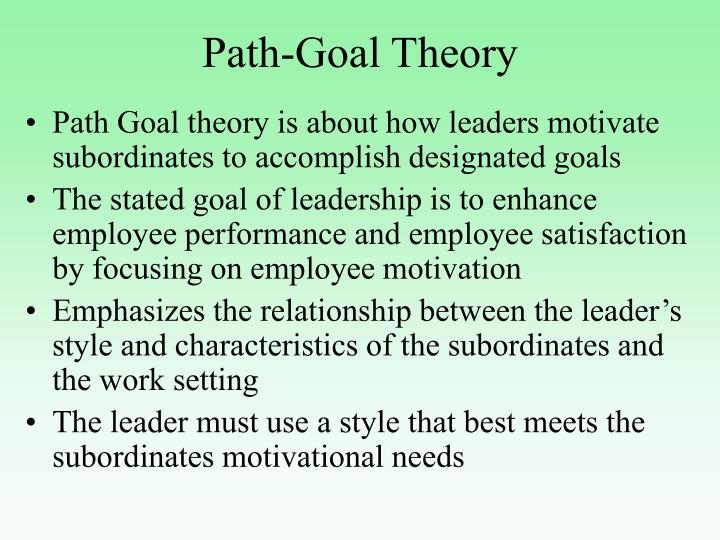 Path-Goal Theory
