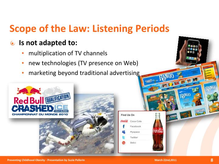 Scope of the Law: Listening Periods