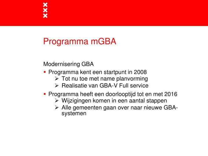Programma mGBA