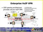 enterprise voip vpn