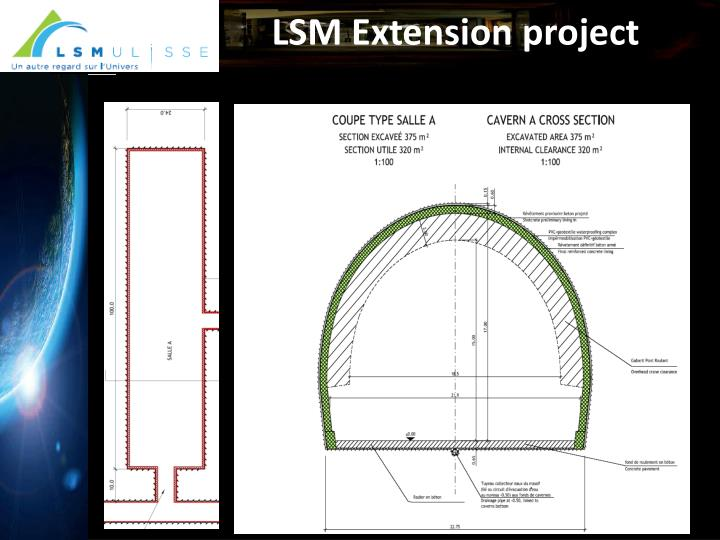 LSM Extension project