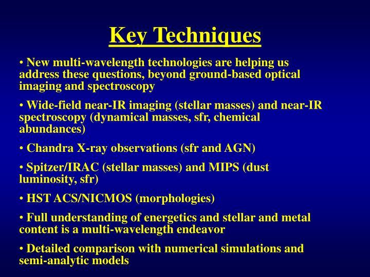 Key Techniques