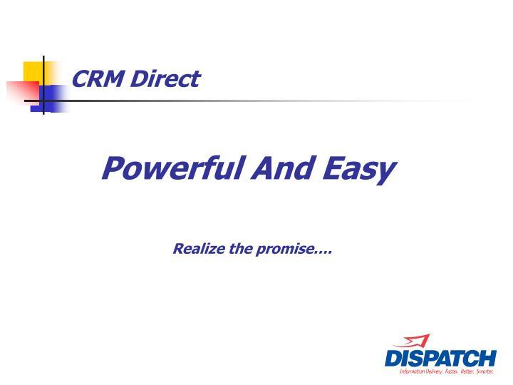 CRM Direct