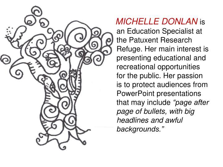 MICHELLE DONLAN