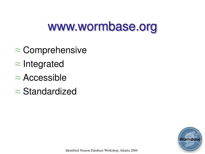www.wormbase.org