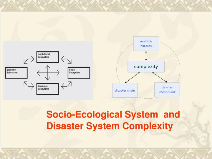 Socio-Ecological System  and