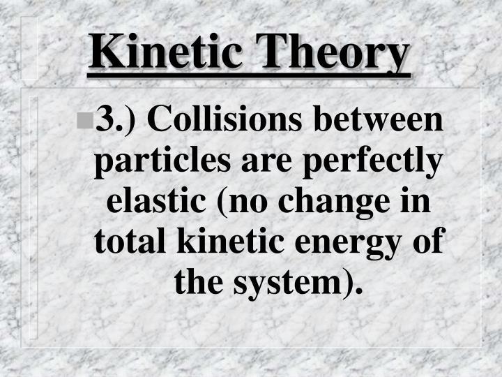 Kinetic theory1