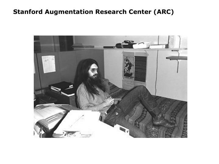 Stanford Augmentation Research Center (ARC)