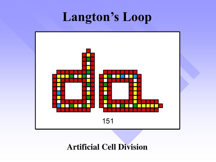 Langton's Loop