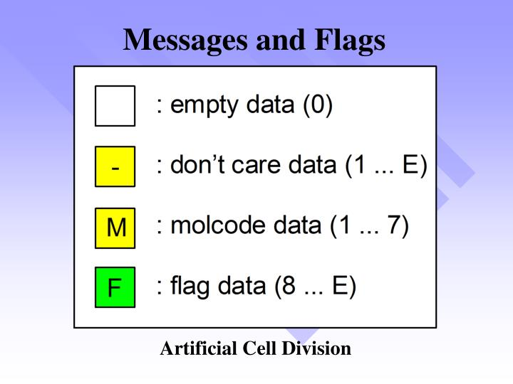 Messages and Flags