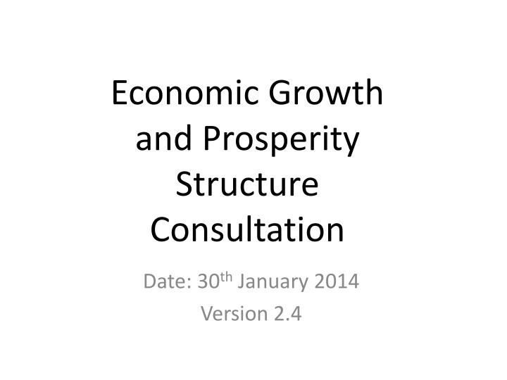 date 30 th january 2014 version 2 4 n.