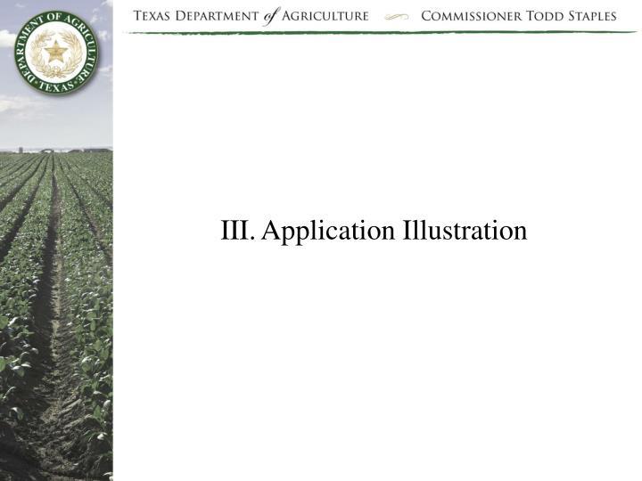 Application Illustration