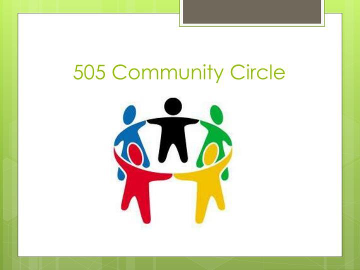 505 Community Circle