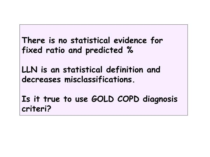 There is no statistical evidence for fixed ratio and predicted %