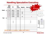 handling speculative execution2