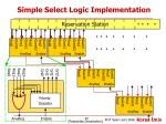 simple select logic implementation1
