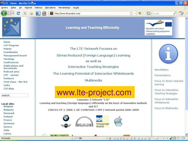 Www.lte-project.com