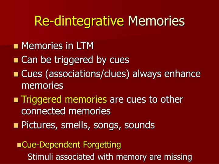Re-dintegrative