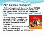 naep science framework