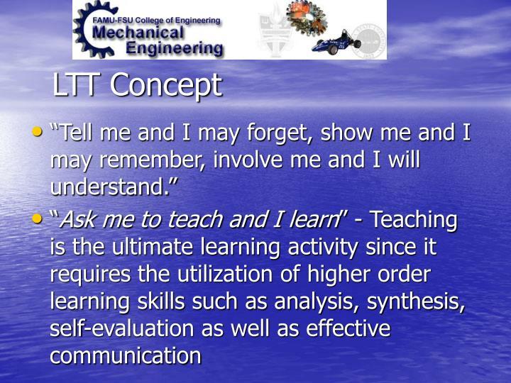 LTT Concept
