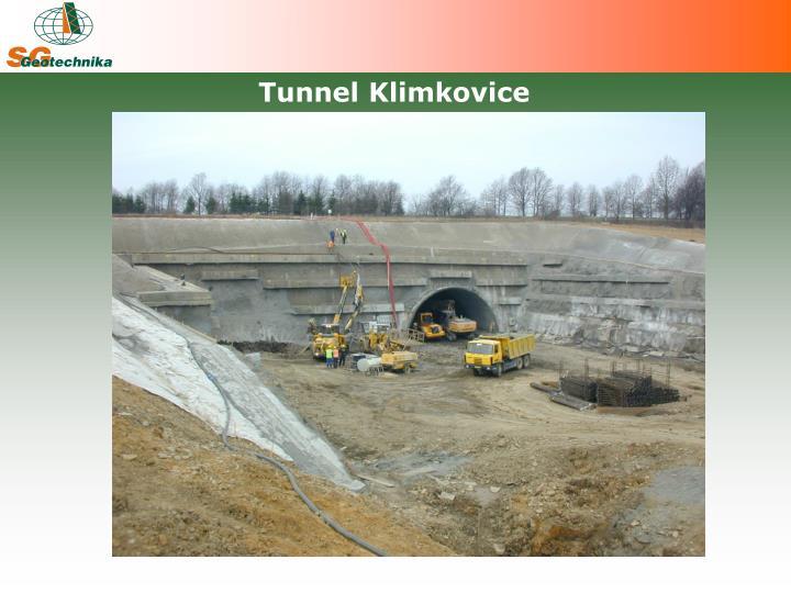 Tunnel Klimkovice