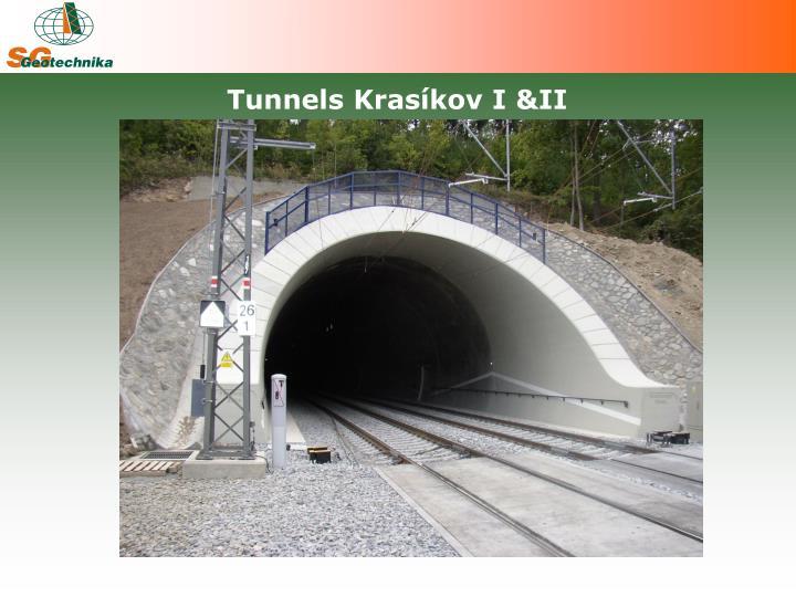 Tunnels Krasíkov I